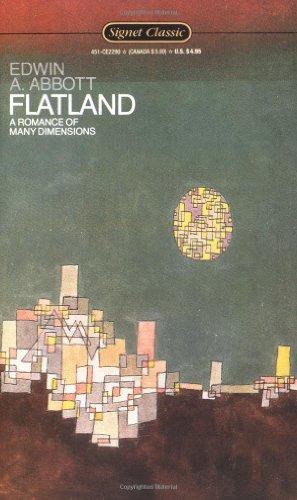 FLATLAND,A Romance of Many Dimensions.: Abbott, Edwin A.