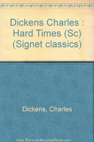 9780451523006: Dickens Charles : Hard Times (Sc)