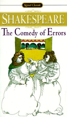 9780451523112: The Comedy of Errors (R/I) (Signet Classics)