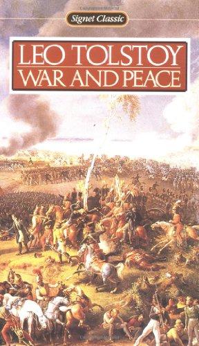War & Peace: Leo Tolstoy, ann