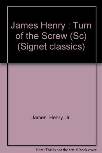 9780451523310: The Turn of the Screw and Other Short Novels (Signet classics)