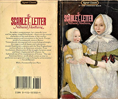 9780451523501: The Scarlet Letter (Signet classics)