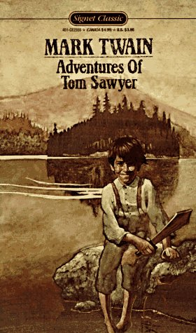 9780451523556: The Adventures of Tom Sawyer (Signet classics)