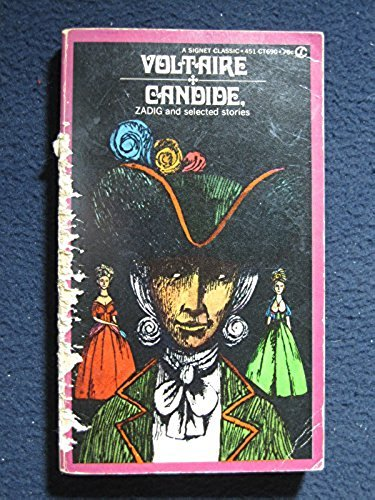 9780451523570: Candide, Zadig, and Selected Stories (Signet classics)