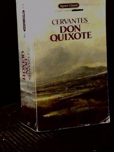 9780451523716: Don Quixote: Unabridged Edition (Signet classics)