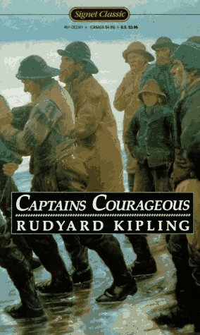 Captains Courageous (Signet Classics): Kipling, Rudyard