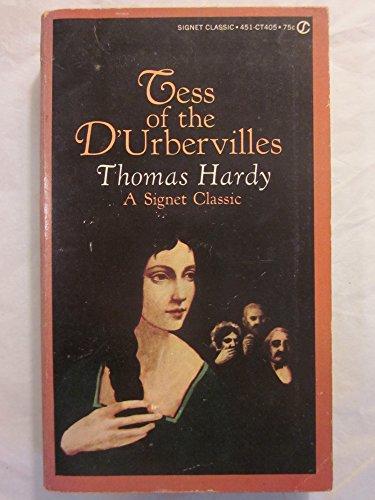 Tess of the D'Urbervilles (Signet classics): Hardy, Thomas