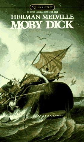 9780451524553: Moby Dick (Signet classics)