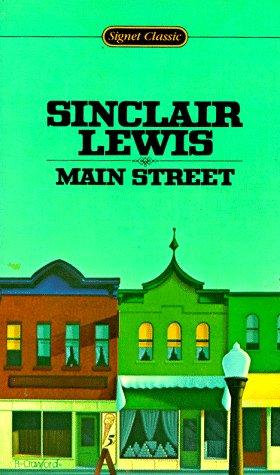 9780451524614: Main Street (Signet classics)