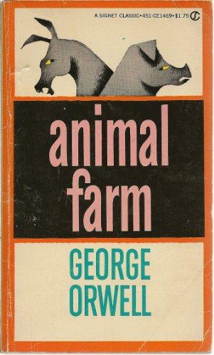 9780451524669: Animal Farm (Signet classics)