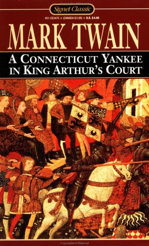connecticut yankee in king arthurs court A connecticut yankee in king arthur's court is a framed story that is, the first chapter tells how a tourist in england, presumably mark twain, meets a stran.