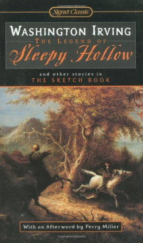 The Legend of Sleepy Hollow and other: Washington Irving, Perry
