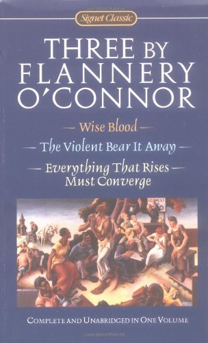 the use of two fictional characters in everything that rises must converge by flannery oconnor