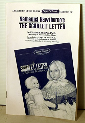 9780451525390: A teacher's guide to the Signet Classic edition of Nathaniel Hawthorne's The scarlet letter