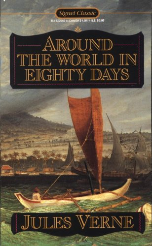 9780451525451: Around the World in Eighty Days (Signet Classics)