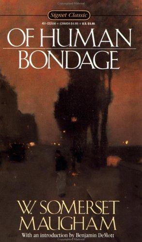 9780451525567: Maugham W. Somerset : of Human Bondage (Sc) (Signet classics)