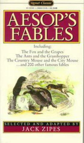 9780451525659: Aesop's Fables (Signet Classics)