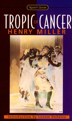 9780451526052: Tropic of Cancer: With an Introduction by Louise Desalvo