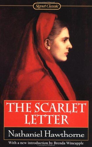 The Scarlet Letter Hawthorne Nathaniel Brenda Wineapple