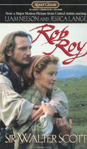 Rob Roy: Sir Walter Scott