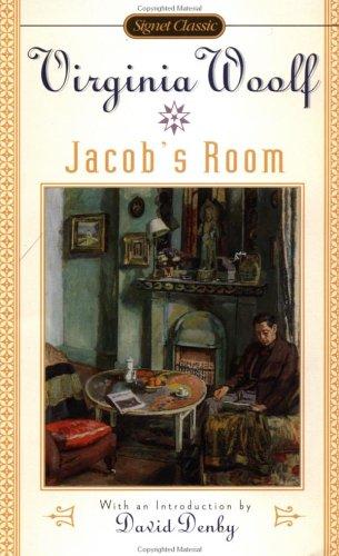 Jacob's Room (Signet Classics): Virginia Woolf