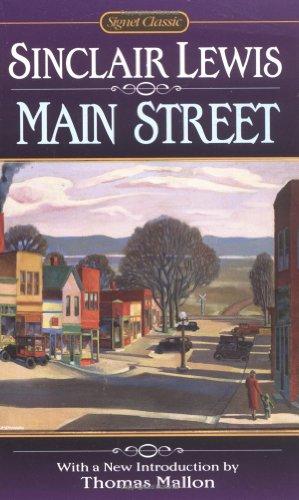 Resultado de imagem para Sinclair Lewis' novel Main Street tells the story of Carol,