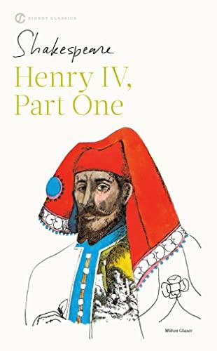 9780451527110: Henry Iv, Part I (Signet Classics)