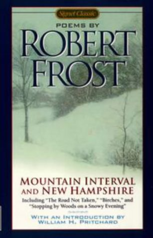 Poems (0451527186) by Poem Frost; Robert Frost
