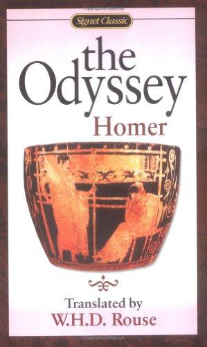 Odyssey: The Story of Odysseus: Homer