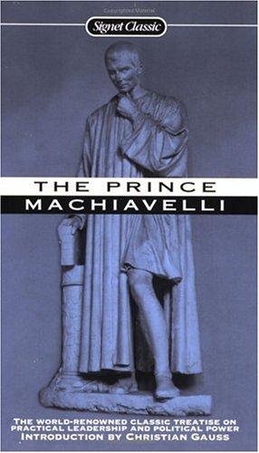 9780451527462: The Prince (Signet Classics)
