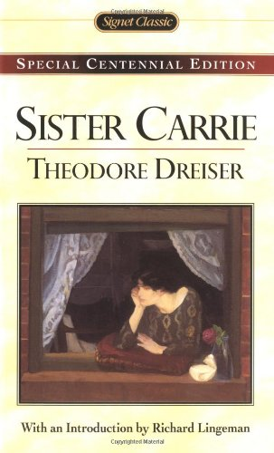 a plot summary of theodore dreisers novel sister carrie This pin was discovered by wellness excellence coach (orlando darden, jr) discover (and save) your own pins on pinterest.