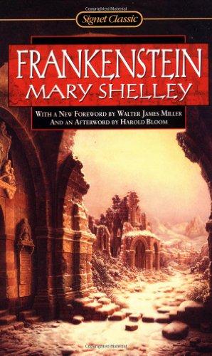 Frankenstein (Signet Classics): Shelley, Mary; Bloom,