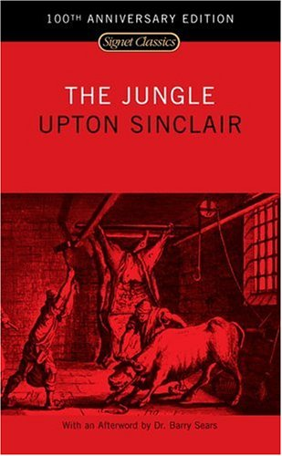 """socialism in sinclairs book the jungle Upton sinclair wrote the jungle in the hope of turning the country from capitalism to socialism,  """"the jungle"""" is an amazing book,."""
