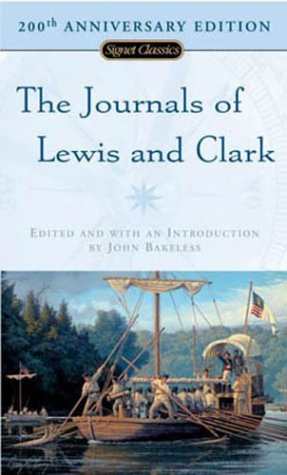 9780451528346: The Journals of Lewis and Clark (Signet Classics)