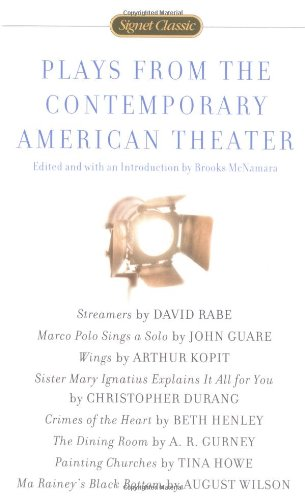 9780451528377: Plays From the Contemporary American Theater (Signet Classics)