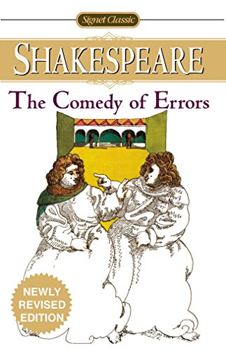 9780451528391: The Comedy of Errors (Signet Classic Shakespeare)