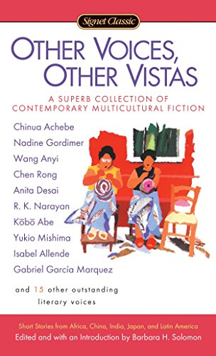 9780451528407: Other Voices, Other Vistas: Short Stories from Africa, China, India, Japan, and Latin America