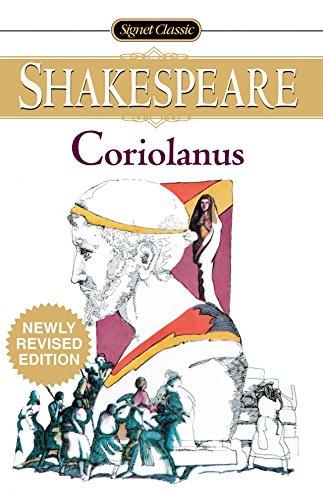 9780451528438: Coriolanus (Signet Classics)