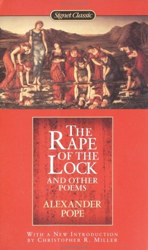The Rape of the Lock and Other: Pope, Alexander