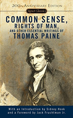 9780451528896: Common Sense, Rights of Man, and Other Essential Writings of Thomas Paine (Signet Classics)