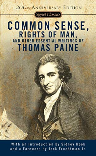 9780451528896: Common Sense, the Rights of Man (Signet Classics)