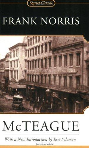 9780451528919: McTeague: A Story of San Francisco (Signet Classics)