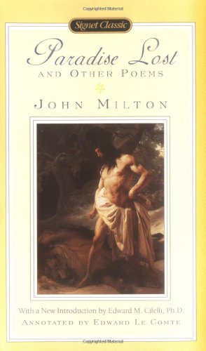 9780451529183: Paradise Lost and Other Poems (Signet Classics)
