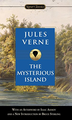 9780451529411: The Mysterious Island (Extraordinary Voyages)