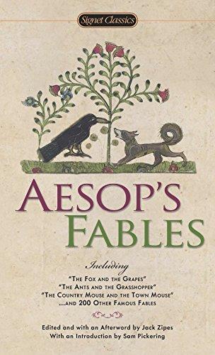 9780451529534: Aesop's Fables (Signet Classics)