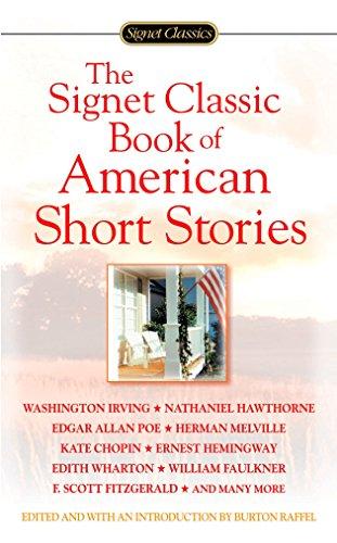 Signet Classic Book of America (Hardback): Raffel Burton