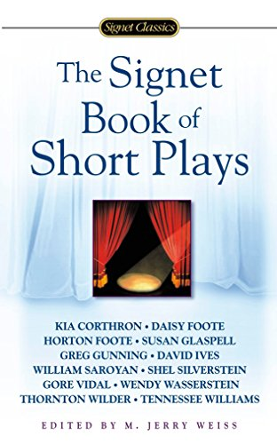 9780451529640: The Signet Book of Short Plays