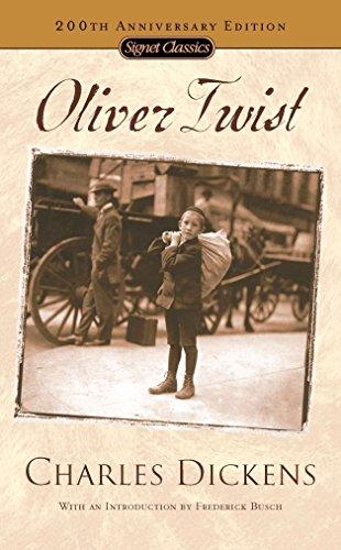 Oliver Twist (Mass Market Paperback): Charles Dickens