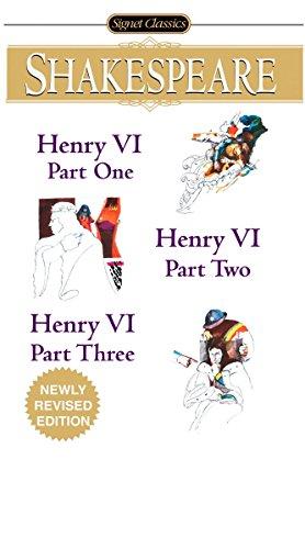 9780451529848: Henry VI - Parts I, II, III (Signet Classics)