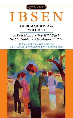 9780451530226: Four Major Plays, Volume I (Signet Classics)